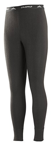 ColdPruf Youth Enthusiast Single Layer Bottom, Black, X-Small