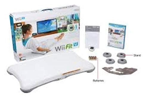 Wii Fit U Bundle With Balance Board, Game And Meter
