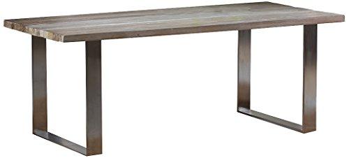 Schuller 543519 Pirna Table Salle à Manger 100 x 200 x 79 cm