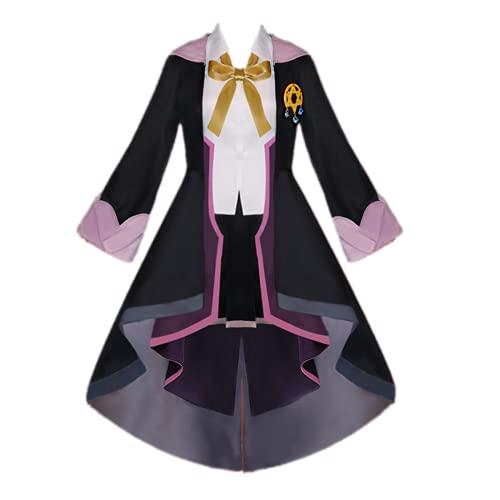 VERSRH Bruja errante: El viaje de Elaina Elaina Disfraz de Cosplay Trajes de uniforme de anime para exhibicin de anime