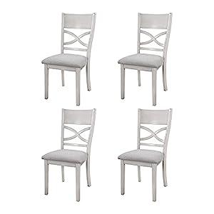 3177Jd9WkDL._SS300_ Coastal Dining Accent Chairs & Beach Dining Accent Chairs