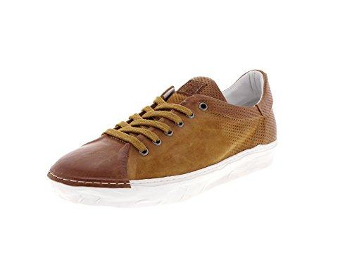 A.S.98 Herrenschuhe - Sneaker 453104 - Cuoio, Größe:43 EU
