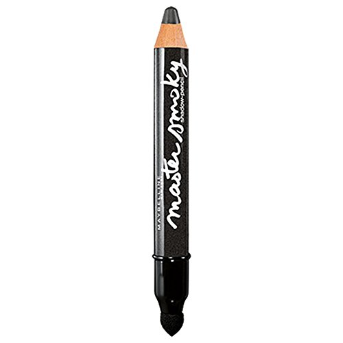 Maybelline New York Lidschatten-Stift Master Smoky Smoky Grey / Eyeshadow Pencil Grau für Smokey...