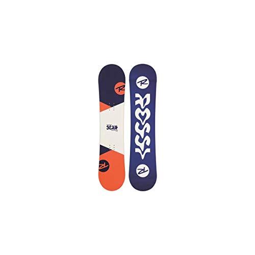 Rossignol Scan Smalls - Tabla de Snowboard para Hombre, Color Blanco, Blanco, 80 cm