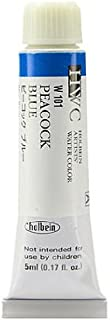 Holbein Artist Watercolor peacock blue 5 ml [PACK OF 2 ]