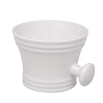 Kunststoff Rasierseifenschale Shaving Bowl