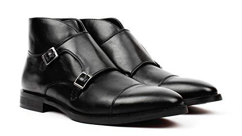 Santino Luciano Dante Men's Monk Strap Boot