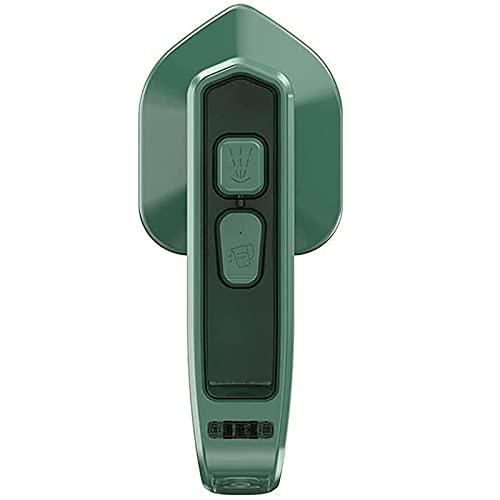 Micro plancha de vapor profesional, plancha de vapor doméstica de mano, mini máquina de planchar portátil plegable, adecuada para el hogar y los viajes