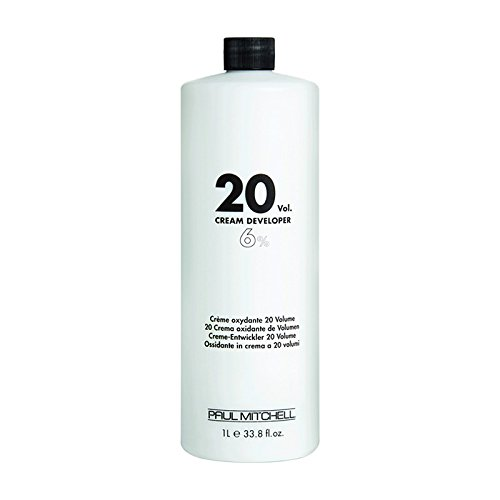 Paul Mitchell Cream Developer - Ossigeno attivatore 20 volumi - 1 litro