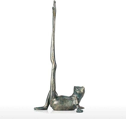Escultura,Figuras Y Estatuas De Animales Estatuas Decoración Toallero De Papel Figura Decorativa De Animales Portarrollos De Papel Higiénico Organizador De Hierro Fundido Antiguo Soporte De Toalla D