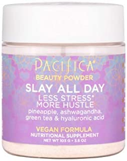 Pacifica Beauty Powder, Slay All Day, 3.6 Ounce