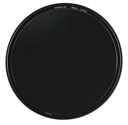 HAIDA Ultra Slim NanoPro MC ND 3.0 (1000x) - 112 mm - Compatible con Nikon NIKKOR Z 14-24 mm f/2.8 S