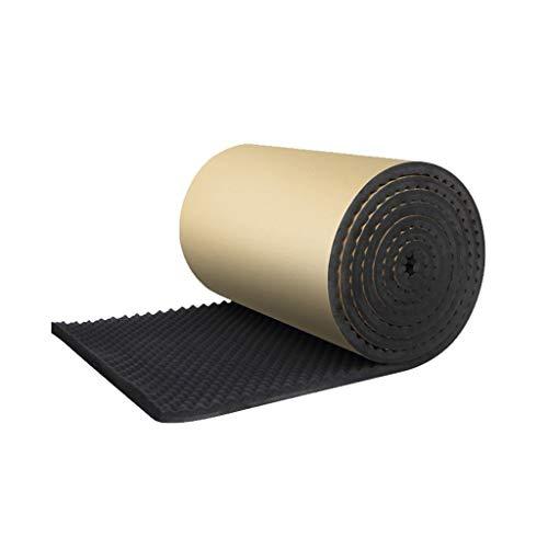 Z-XIYIN Zelfklevend geluidsabsorberend katoen, huisrenovatie Acoustic Panelen Home Studio Sound Treatment Accessoires Schuimrubber Maat: 1 * 5M