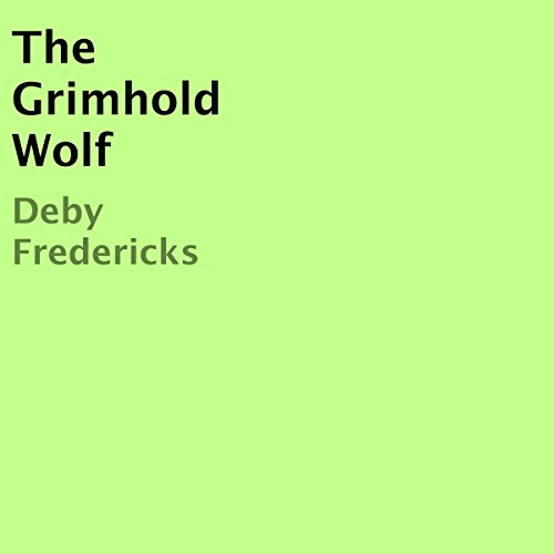 The Grimhold Wolf audiobook cover art