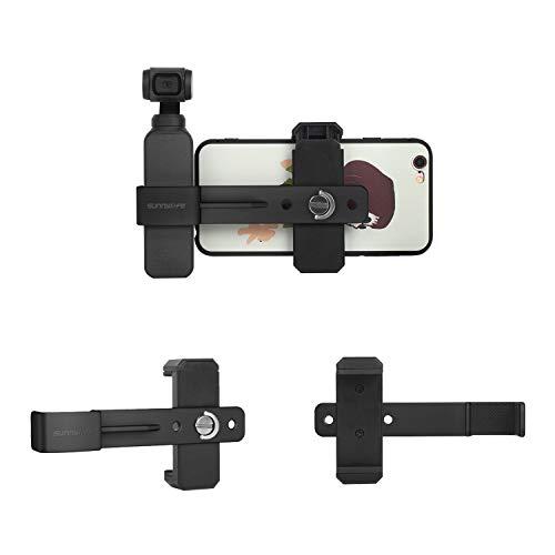 RC GearPro voor DJI Osmo Pocket smartphone-bevestigingsklem
