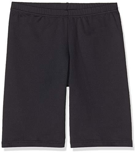 Happy Dance 240 warme leggings voor kinderen, voor voetbal, zwart