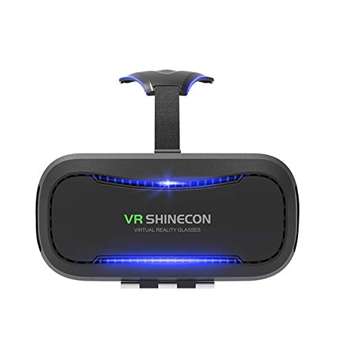 Why Should You Buy RZJ-Home appliance 3D VR Virtual Reality Glasses for Smartphones 4.7 Inches - 6 I...