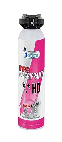 MECACYL *.* HD - Hyper-Dégrippant - Aérosol de 250 ml - Bec Cobra orientable