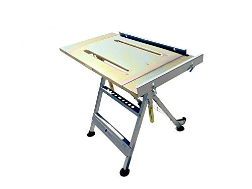 Product Image of the NOVA Portable Welding and Fabrication Table Adjustable Tilt Heavy Duty