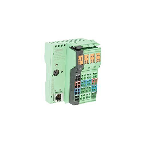 Phoenix Contact Inline-Controller ILC 150 ETH komplett mit Zubehör INTERBUS-ST;Inline MODULAR SPS-Grundgerät 4046356096409