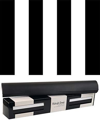 Scentennials Midnight Streak (6 Sheets) Scented Fragrant Shelf & Drawer Liners 16.5