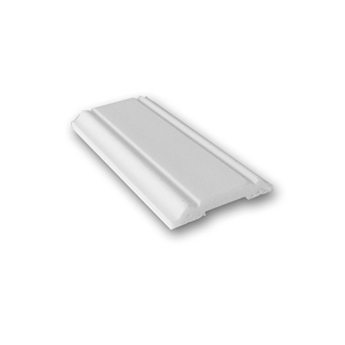 Perfil de estuco Moldura Cornisa Orac Decor PX144 AXXENT Elemento decorativo para pared y techo 2 m