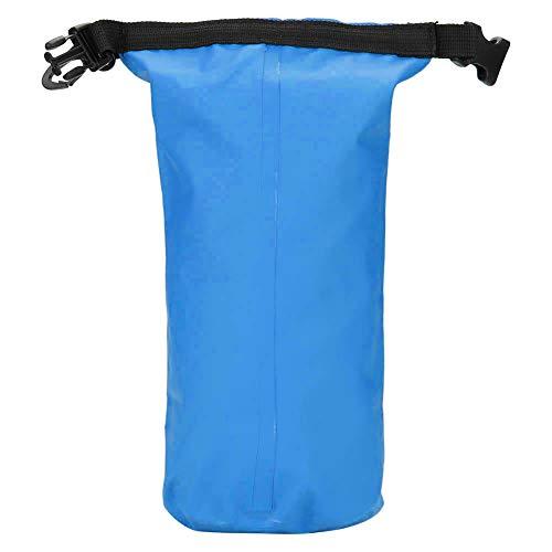 DALIAN (Azul 1.5l Outdoors PVC Impermeable Paquete Seco Paquete De Natación Viaje Drifting Camping Bolsa Impermeable