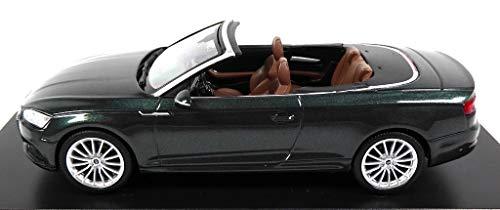 OPO 10 - Auto in Miniatura 1/43 Compatibile con Audi A5 Cabriolet - Spark Ref: 5333