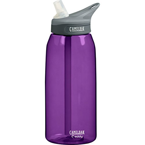 Camelbak Products Eddy Water Bottle, Royal Lilac, 1-Liter