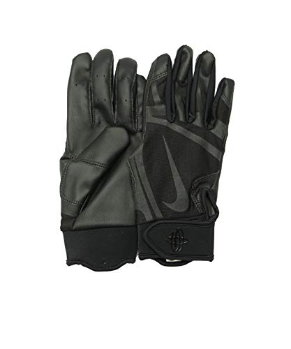 Nike Huarache Edge Baseball Handschuhe, Batting Gloves - schwarz Gr. S