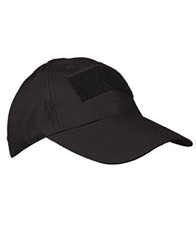 Mil-Tec Tactical Baseball Cap schwarz