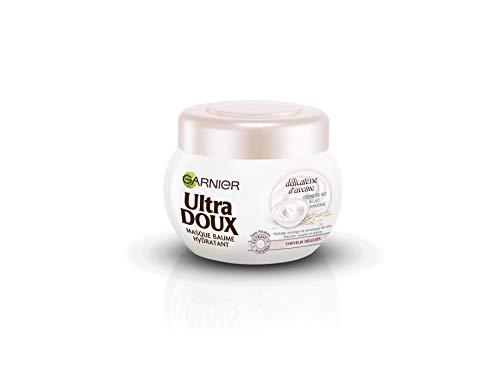 Garnier Ultra Doux Délicatesse d'avoine - Masque Cheveux Fins Et Délicats