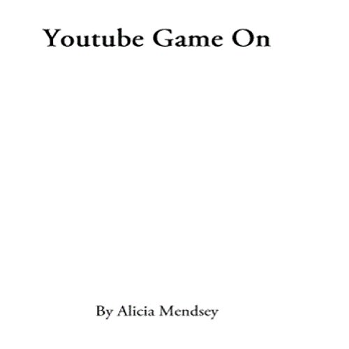 YouTube Game On audiobook cover art