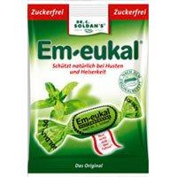 Em-Eukal Hustenbonbon klassisch 75g zuckerfrei (75 G)