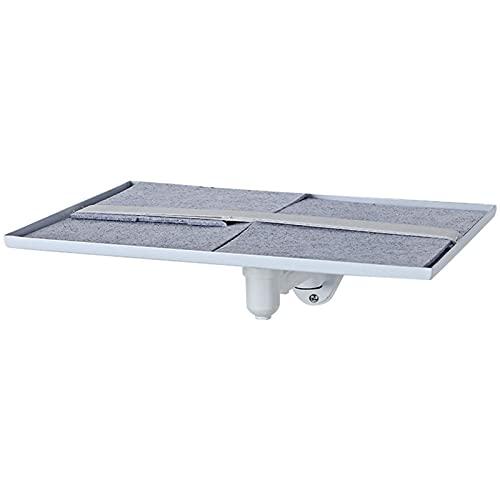 Soporte de proyector para techo o pared Soporte de proyector multifunción, estante de dormitorio para el hogar, estante de pared para reproductores de DVD, soporte para accesorios de TV solo soporte (
