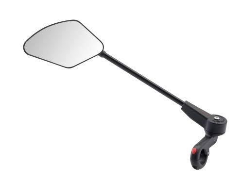 ViD® Klappbarer Fahrradspiegel KF Cross Typ A mttl. Aussenklemmung