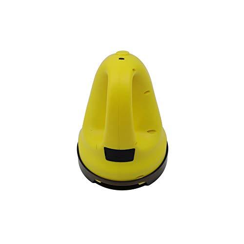SUNASQ Grattoir à Glace électrique, grattoir à Neige électrique pour Pare-Brise de Voiture, dégivreur Multifonctionnel de déneigement de Verre dautomobile, déneigement de Verre dautomobile.
