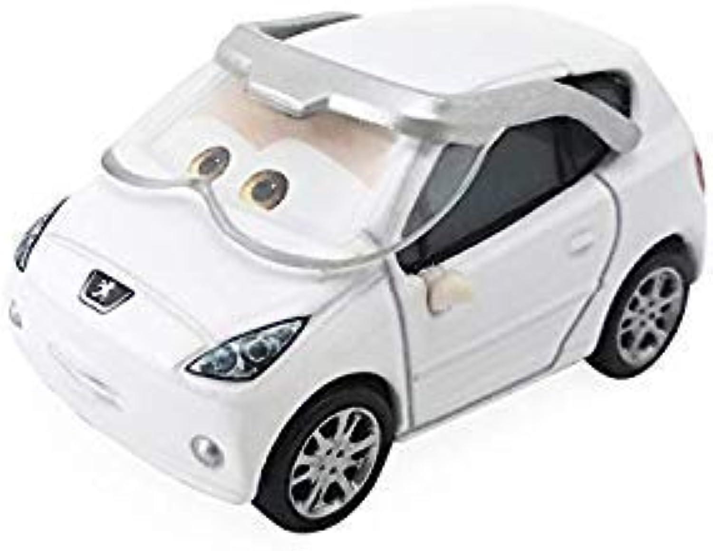 Pixar Cars Lee Race Metal Diecast Toy Car 1 55 Diecast Loose in Stock Kids Gifts &