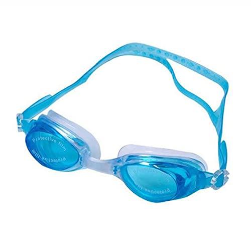 Aiong Gafas de Buceo, Gafas de natación Transparentes Impermeables para Hombres Adultos Gafas de natación Ligeras Ajustables