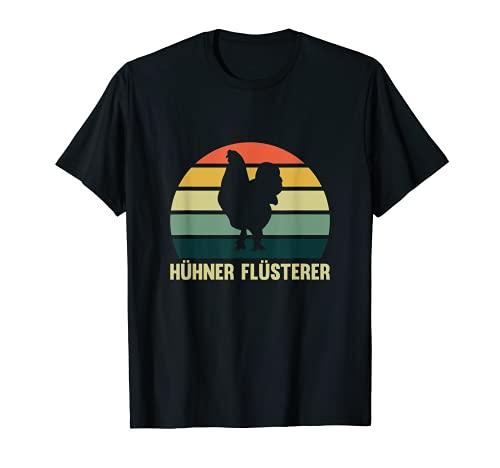 Hühner Flüsterer Brahma Huhn Bauernhof Hühnerzucht Landwirt T-Shirt