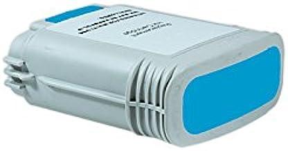 Reciclado para HP DesignJet 510 PS 24 Inch tinta cian - Nr.82 ...