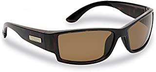 Flying Fisherman Razor Polarized Sunglasses with AcuTint UV Blocker for Fishing and Outdoor Sports