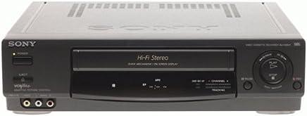 Sony SLV-688HF 4-Head Hi-Fi VCR