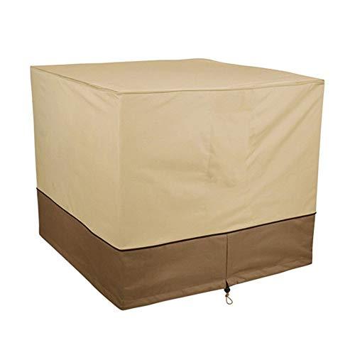 Nobrannd Muebles Cubierta de Polvo Cubierta Protectora del acondicionador de Aire 210D Oxford Tela a Prueba de Polvo y Cubierta a Prueba de Lluvia Fundas para Muebles