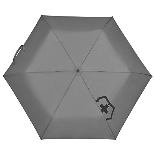 Victorinox TA Edge Ultralight Umbrella Dark Grey Heather