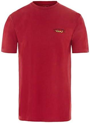 Vans x Disney Mickey s 90th Classic Short Sleeve Tee Cardinal Men s Shirt X Large product image