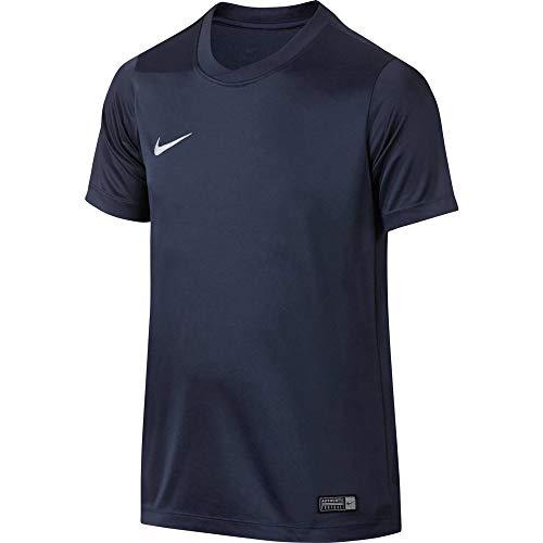 Nike Kinder Park Vi Trikot T-shirt, 725984-410 ,Blau (Midnight Navy / Blanco), S