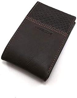Ccasanova | Carteras para Hombre Pequeña| Billeteras Minimalistas Modernas de Piel de Ubrique | Billetero y Tarjetero | Hechas a Mano | Fabricadas en España | RFID