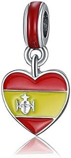 pandora charm bandiera tedesca