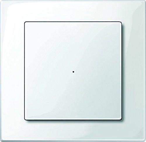 Merten MEG5210-0319 Wippe für Taster-Modul 1fach, polarweiß glänzend, System M